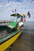 Fishing boat — Photo