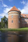リズバルク warminskii で古い城 — ストック写真