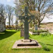 Stock Photo: Kildalton cross
