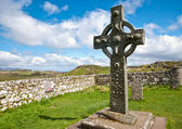 Kildalton cross — Stock Photo