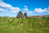 Eilean Mor Loch Finlaggan — Stock Photo