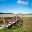 Finlaggan bridge - Stock Photo