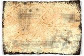 Oud papier, grunge achtergrond, perkament, papyrus, manuscript, — Stockfoto