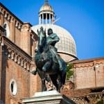 ������, ������: The memorial to Bartolomeo Colleoni Venice