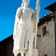 Statue of Liberty, San Marino — Stock Photo #6174532