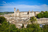 Urbino city view, Italy — Stock Photo