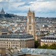 Stock Photo: Landscape of Paris