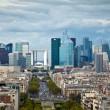 La Defence , Paris — Stock Photo #6636500