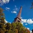 Tour Eiffel, Eiffel Tower, Paris, France — Stock Photo