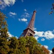 Tour Eiffel, Eiffel Tower, Paris, France — Stock Photo #6636542