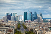 La Defence , Paris — Stock Photo