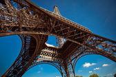 Eiffel Tower, Paris, France — Stock Photo