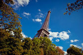 Tour Eiffel, Eiffel Tower, Paris, France — Stock Photo
