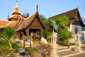 Temple bouddhiste en Thaïlande — Photo