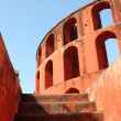 Jantar mantar walls - Stock Photo