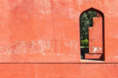 Jantar mantar walls — Stock Photo