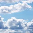 Royalty-Free Stock Photo: Clouds