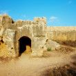 Tombs of the Kings (Paphos) Cypres - Stock Photo