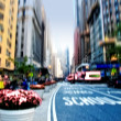 City life at Manhattan — Stock Photo #6537812