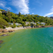 Coast panorama - Wellington, New Zealand — Stock Photo #6537823