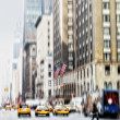 Street life at Manhattan - New York City - Stock fotografie
