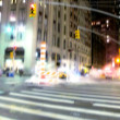 Street life at Manhattan - New York City — Foto Stock