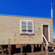 Fisherman house - New Zealand — Stock Photo #6537993