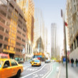 Stockfoto: Manhattstreet life