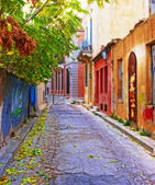 Houses in Athens, Greece — Stock Photo