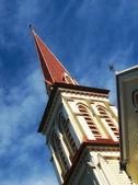 St Johns Presbyterian Church, Wellington, north island, New Zealand — Stock Photo