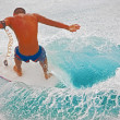Surfing — Stock Photo