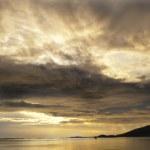 Midnight sun in Norway — Stock Photo #6543704