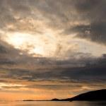 Midnight sun in Norway — Stock Photo #6544157