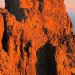 Stock Photo: Mountain tops of Gran Canary