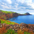 Landscape beauty at Madeira island - Stock Photo