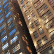 grattacieli - a manhattan, new york, un mattino — Foto Stock