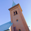 Danish church — Stock Photo #6544734
