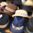 Stock Photo: Hats and hats