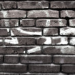 A photo of a very old brick wall - Stock Photo
