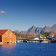 Lofoten - Norway — Stock Photo