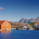 Lofoten - Norway — Stock Photo #6547150