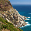 African coast (South Africa) — Stock Photo #6548592