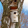 Birdhouse — Foto Stock #6548872