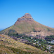 Cape Town and Lion's Head — Stock Photo #6548926