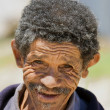 Old pygmy (South Africa) - Stock Photo