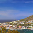 Simon's Town in South Africa — Stock Photo