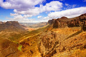 Mountains of Gran Canary — Stock Photo
