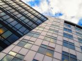 Modern architecture in Scandinavia — Stock Photo