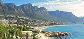 Cape Town alan — Stok fotoğraf