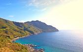 South African coastline — 图库照片
